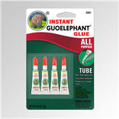 4 Piece of New Guoelephant Glue Instant All-Purpose Formula Gel